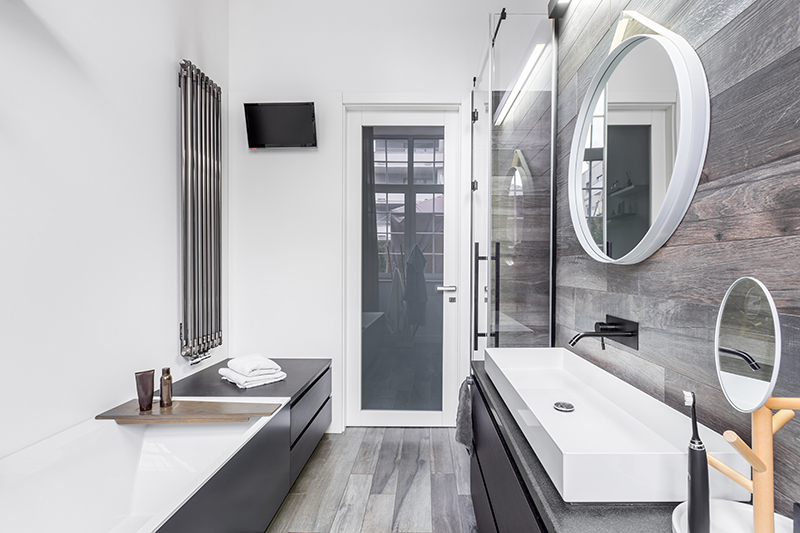 10 Ways To Make A Small Bathroom Look Bigger Real Estate For Now