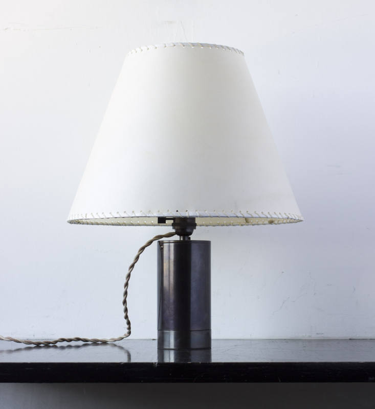 The Series 02 Table Lamp in dark unlacquered brass is $2,300.