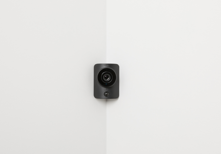 SimpliSafe's SimpliCamcan be purchased solo or as part of a set, and streams high-definition video to your smartphone, tablet, or computer.