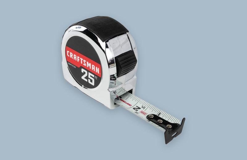CRAFTSMAN 25-Foot Tape Measure