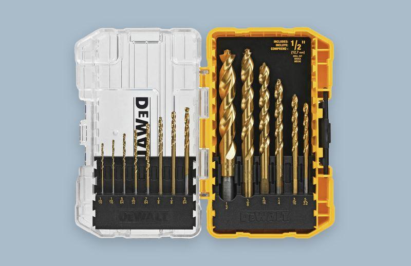 DEWALT 14-Piece Drill Bit Set