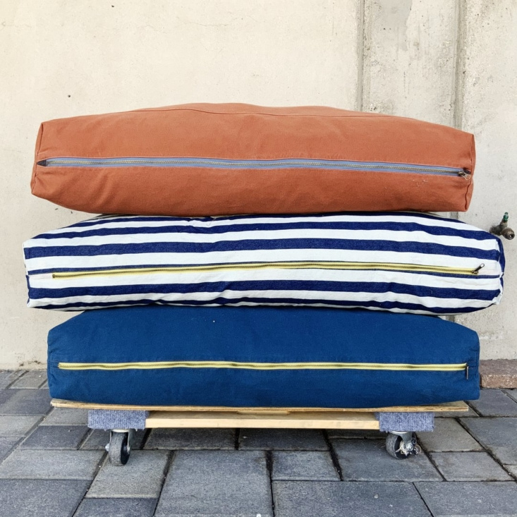 Large Floor Pillows from Suay