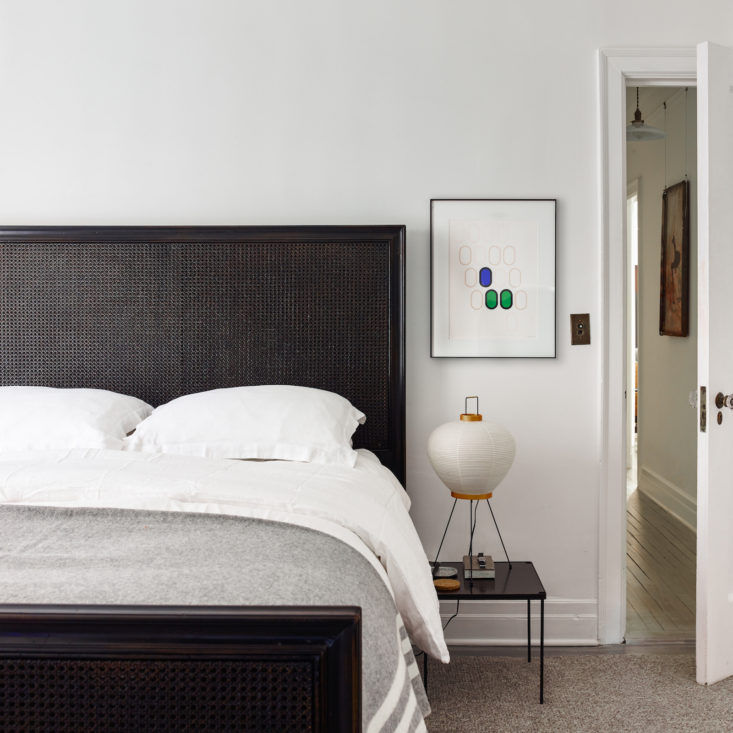 Matthew Axe Jackson Heights Apartment Bedroom by Eric Piasecki