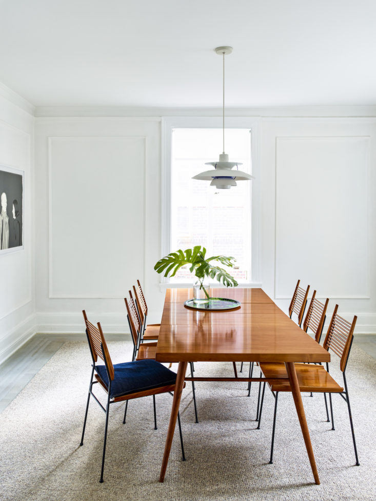 Matthew Axe Jackson Heights Apartment Dining Room 2 by Eric Piasecki