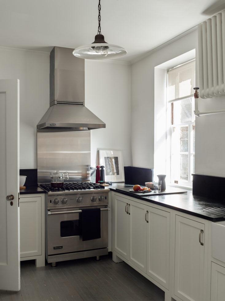 Matthew Axe Jackson Heights Apartment Kitchen by Eric Piasecki
